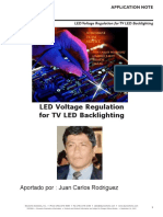 Application Note Led Voltage Regulation