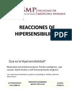 hipersensibilidad mercado
