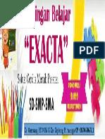 Banner Exacta