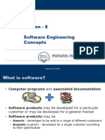 8[1]. Software Engineering Concepts