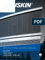 Louver and Architectural Solutions Brochure 6935