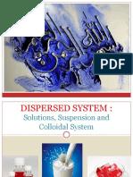 Dispersed System Part I