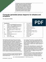 Ethylene and propylene properties