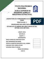 Lab. de Termodinamica (Practica 2)