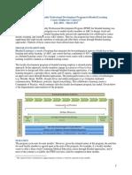 Faculty Professional Development Programme (PD)