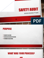 Safety Audit (Edited)