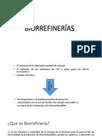 biorrefineria y materia prima