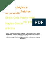 Gestion de Tecnologia e Innovacion Ean (1)