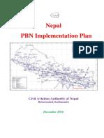 PBN Implementation Plan Nepal 2016_v2.0