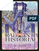 Radiant Historia - Perfect Chronology (Art Book, Box and Case Scan)