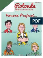 La Rotonde - édition du 7 octobre 2019