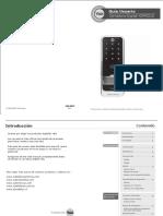 Manual de Usuario Cerradura Digital YDM3212
