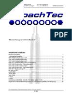Broachtec Werkzeugliste 13.12.2012