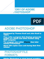 History of Adobe Photoshop