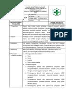 1.2.5.(3) Sop Kajian Dan Tindak Lanjut Terhadap Masalah-masalah Spesifik Dalam Penyelenggaraan Program Ukm