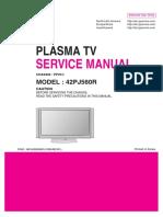 42PJ560 PLASMA DIAGRAM