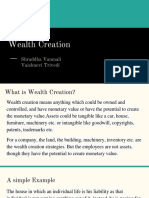 Wealth Creation (2)
