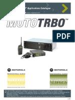 Mototrbo Application Catalogue