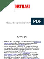 Distilasi-1 Wiki 2017