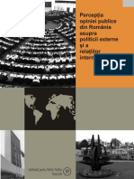 IPP Sondaj Politica Externa