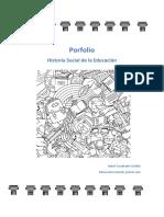 Porfolio Historia Social