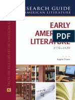 Early American Literature, 1776-1820 (Research Guide to American Literature) ( PDFDrive.com )