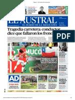 Página 1 _ El Austral de La Araucanía