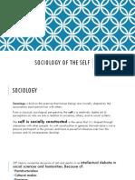 3 Socio Psycho Self