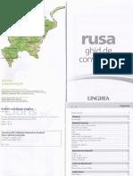 Rusa. Ghid de Conversatie Cu Dictionar Si Gramatica