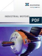 Industrial Motors HANNING