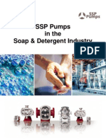 SSP Pumps in the Soap & Detergents Industry