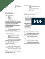 Sample Exam Argumentation and Debate