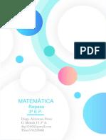 Repaso de matematicas