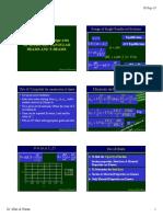 R Charts Design