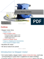 Stepper Motor Drive Circuit