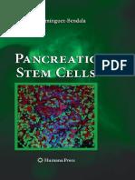 (Stem cell biology and regenerative medicine) Juan Domínguez-Bendala - Pancreatic Stem Cells-Humana Press (2009).pdf