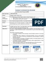 Proposal - EPIP 2019
