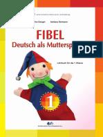 Fibel - Comunicare in Limba Materna Germana - Clasa 1