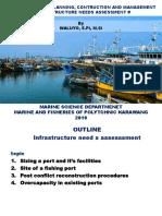 M 2 Infrastruktur Needs Assessment