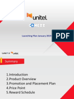 LinkIT Gemezz LaunchingPlan Unitel REV