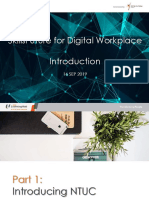 4. SkillsFuture - Digital Workplace for Tourist Guides