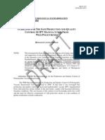 Biosafety Level3 Guidelines IPV ECBS53