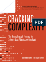 _ing Complexity the Breakthrough Formula for Solving Just About Anything Fast