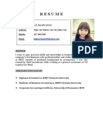 Resume & Cover Letter_My Dung