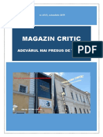 MAGAZIN CRITIC, nr. 65