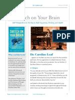 Exec Summary Leaf Switch on Your Brain