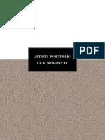 Biografía de Artista