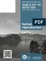HUMREP32Suppl 1with Embragoed Abstracts