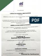 Dti permit sample