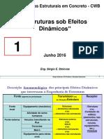 000U1 IDDEstruturas Sob Efeitos Dinâmicos